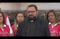 Pároco de Siriri, Padre Denivaldo, fala sobre o III Natal Solidário