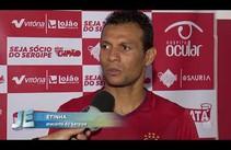 Sergipe apresenta novos jogadores