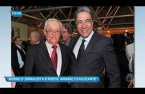Jornalista e poeta Amaral Cavalcante morre aos 73 anos