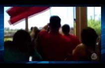 Vídeo repórter - Governador vaiado em evento - 20/03/18 - Cidade Alerta
