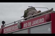 Bareta comenta sobre sequestro de ônibus no Rio de Janeiro
