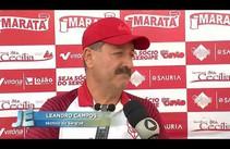Campeonato Sergipano: Sergipe tem poucos jogos para tentar se reabilitar