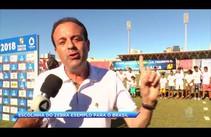 Caixa Econômica Federal destina 900 mil reais para o futebol sergipano - Cidade Alerta