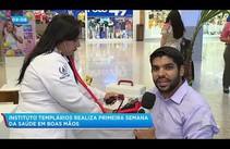 Instituto Templários realiza primeira semana da Saúde em Boas Mãos