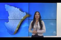 Previsão do tempo no Jornal do Estado com Daniele Simões