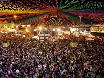 Ministério de Cultura repassa verba do Forró Caju