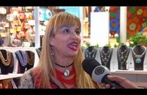 Rogério de Melo foi conferir as novidades na Feira das Nações