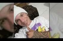 Comunidade da Ilha das Flores faz homenagem a jovem assassinado