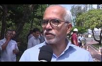 Prefeitura de Aracaju inicia revitalização das ciclovias