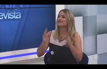 """Especial """"Dia Internacional da Mulher"""" - Vereadora Kitty Lima 08/03/18 - TV Atalaia Entrevista - Bloco 01"""