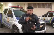 Policia recupera carro roubado no povoado Oitero