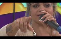 Paula Brasil canta sucesso no Canal Elétrico - 21/07/18 - Bloco 03