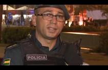 Polícia Militar reforça esquema de segurança no Arraiá do Povo na Orla de Atalaia