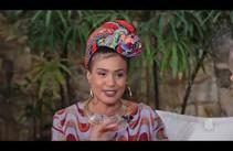 Thais Bezerra entrevista a cantora Jaqueline Barroso - Bloco 2