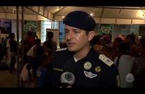 Guarda Municipal de Aracaju coordena doação de roupas e agasalhos