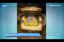 Polícia Federal apreende 80 kg de cocaína na BR-101