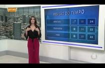 Previsão do tempo em Sergipe