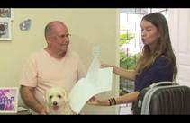 Atendimento veterinário pode ser realizado em casa - Bloco 1
