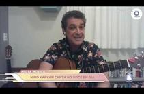 Nino Karvan canta no Você em Dia
