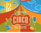 Museu da Gente Sergipana comemora o dia das crianças com grande circo