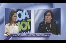 Boa Noite Sergipe - Tema: Violência nas escolas públicas de Sergipe - 07/02/18 - BL 2