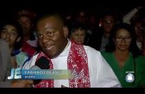 Comunidade católica da Barra dos Coqueiros celebra dia de Santa Luzia