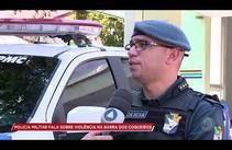 Polícia Militar fala sobre violência na Barra dos Coqueiros