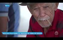 Tremores de terra assustam população no interior de Sergipe