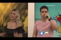 Lucas Aragão canta sucessos - Canal Elétrico - 11/08/18 - Bloco 01