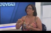 TV Atalaia Entrevista - Diretora de Base do Sintese, Leila Moares - 22/02/18 - Bloco 02