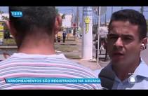 Moradores reclamam dos constantes arrobamentos na Aruana