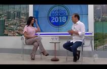 Valadares Filho é o segundo candidato ao governo do Estado entrevistado na TV Atalaia
