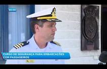 Marinha oferta curso de segurança para embarcações com passageiros