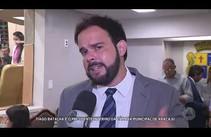Thiago Batalha é o presidente interino da Câmera Municipal de Aracaju