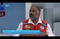 Comitê de gerenciamento de crise define planos para Aracaju