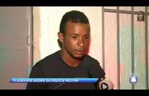 Policiais prendem suspeito armado em São Cristóvão