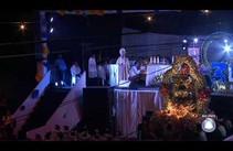 Comunidade católica no conjunto Bugio celebra dia de Nossa Senhora Aparecida