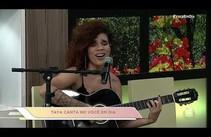 Taya canta ao vivo no Você Em Dia