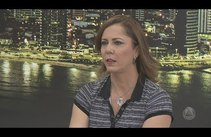 Entrevista com a delegada geral da Polícia Civil, Katarina Feitoza