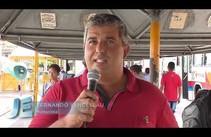 Aracaju inicia trabalho de higienização nos terminais de ônibus