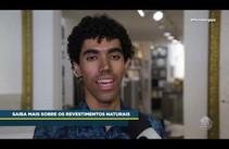 Saiba como usar revestimentos naturais em casa - Mora Sergipe - Bloco 1