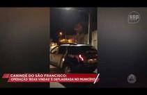 """Vídeo repórter - Operação """"Boas vindas"""" em Canindé de São Francisco"""