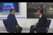 Cidade Alerta entrevista com exclusividade o Deputado Federal André Moura