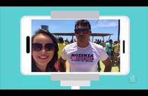 Repórter Selfie: Projeto Estrelas do Mar