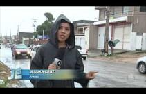 Fortes chuvas causam transtornos para população em vários bairros de Aracaju