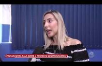 Procuradora fala sobre protesto de marchantes em Itabaiana