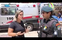 PM reforça policiamento no centro de Aracaju