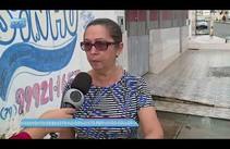 Vazamento de esgoto tira sossego de moradores no Fernando Collor