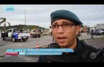 Polícia Militar e Polícia Rodoviária Federal realizam a Operação São João
