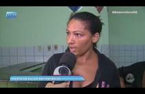 Comunidade reclama de vários problemas na Unidade de Saúde Amália Pina